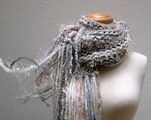 scarf knitting pattern . 24/7 knit scarf pattern . instant download pdf scarf knit pattern . diy scrap yarn knitting pattern scarf tutorial