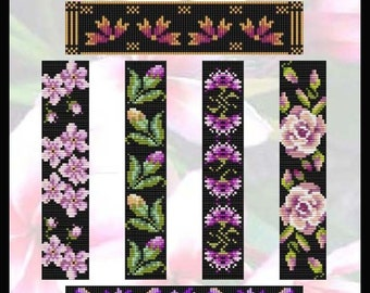 Loom Florals ebook