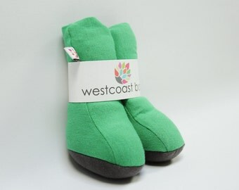 Sale Astro Bamboo Booties - Newborn One Size
