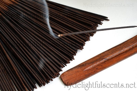Nag champa Incense sticks 20 pack Hand dipped, Air dried