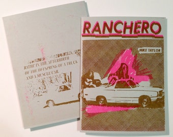 RANCHERO, by Mike Taylor