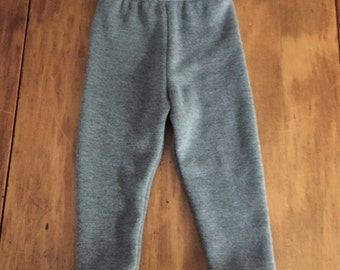 Leggings for Toddlers and Babies extra warm Bamboo Fleece