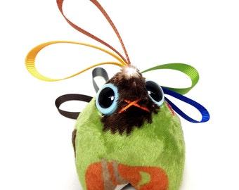 Valentine Heart Plush Toy - Secret Keeper DRAGONETTE (Medium)