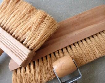 Vintage Wallpaper Brushes, CraftWay Wallpaper Kit, Vintage Brushes, Wallpaper Roller, Wooden Brushes, Craft Way Kit, Brushes in Box