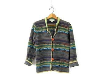 Guatemalan Jacket IKAT Coat Colorful Tribal Blazer Boho Blue Purple Jacket Ethnic Woven Cotton Knit Blazer Spring Jacket Women's Size Meidum