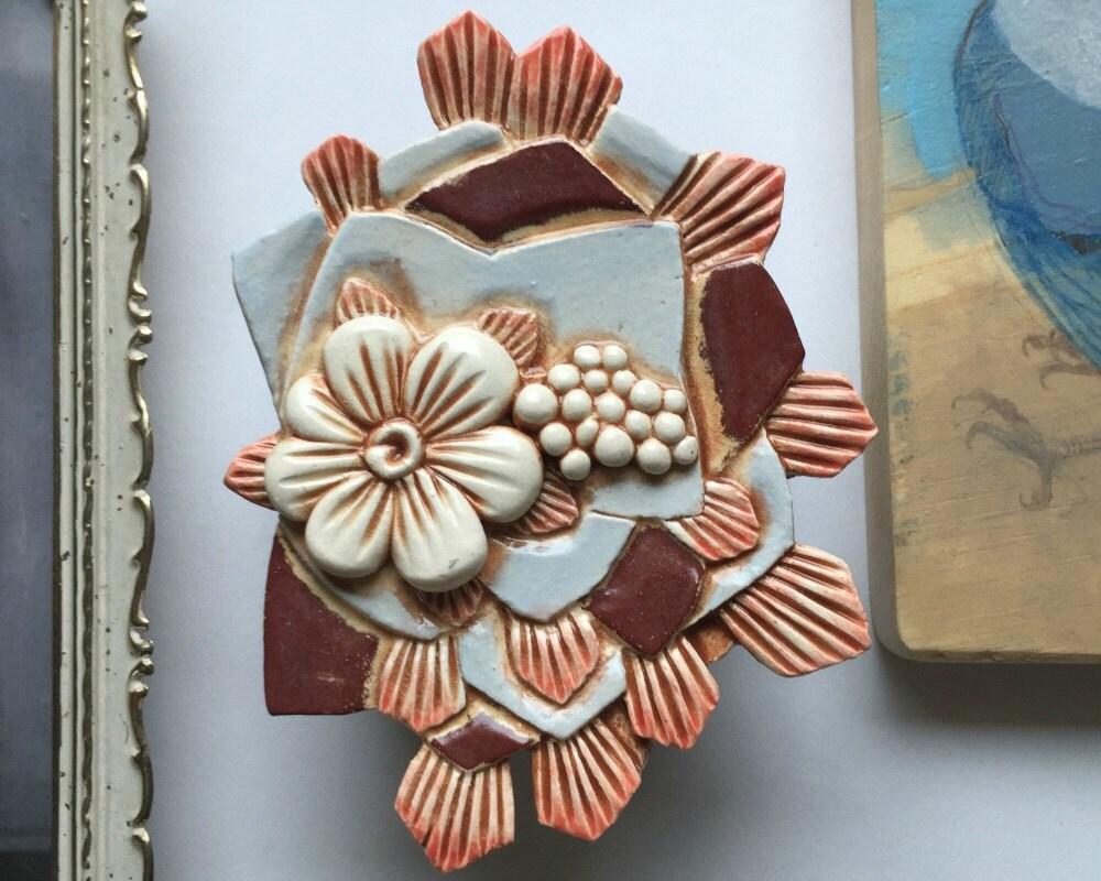 Ceramic Wall Art Ceramic Decor Ceramic Wall Decor