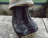 Rare Vietnam Combat Decanter Jim Beam 1975