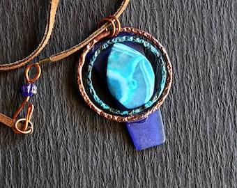 Celtic Pendant, Bohemian, Boho
