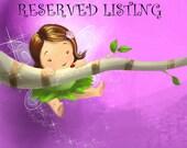Reserved listing for gemwedding1