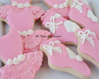 Ballet Cookies 1 dozen