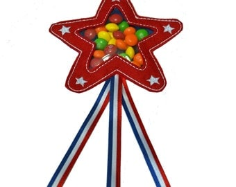 Star Candy Cuties In the Hoop