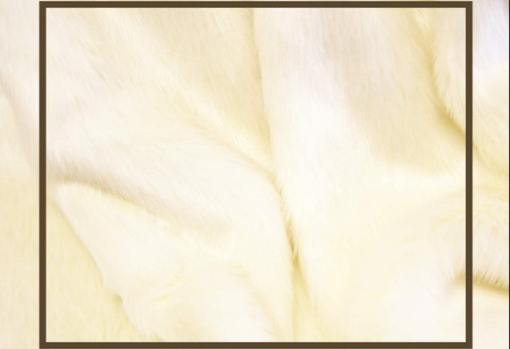 Arctic Fox Fur Sample For Faux Fur Cat Furniture By