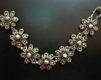 Delicate Anemone Bracelet Kit