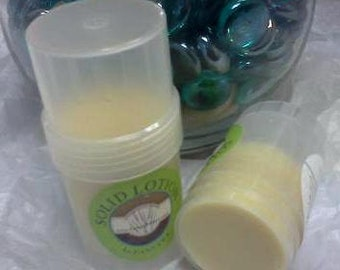 Rice Bran Oil Solid Lotion