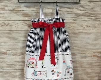 ZADEE DRESS...Girls Jumper...A Dress for all Seasons...