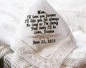 Gift Boxed-I'll Love You Forever- I'll Like You For Always- Gift to Mom From Bride or Groom