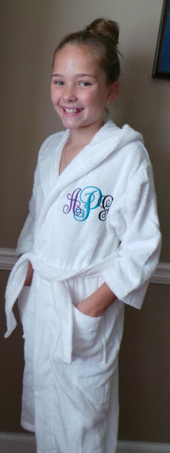 terry cloth bathrobes children u0026 39 s kids robes hooded