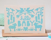 Hello Baby - Card
