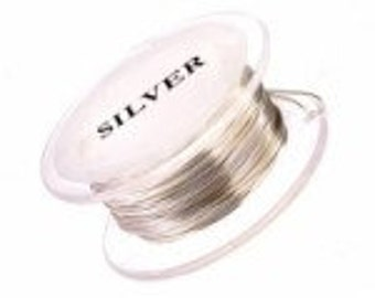 Parawire 26 gauge wire for Viking Knit and wire wrapping or wire weaving your jewelry designs