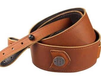 Homerun Leather Banjo Strap