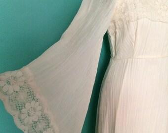Gauze Goddess dress SMALL/MEDIUM