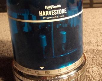 A O Smith Harvestore Products Inc. GE Blue Portable AM Radio