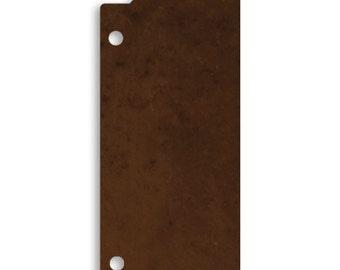 4 pieces Stable Door Blank, Vintaj Natural Brass item P427