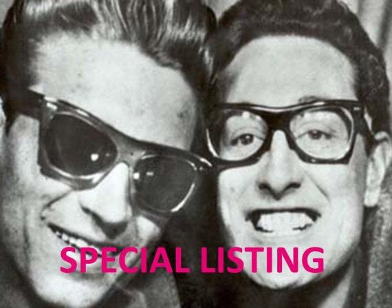RESERVED for mish vintage Black Cat Eye Glasses Frame / 1950s Eyewear / Rhinestone Eyeglasses, Sunglasses / NOS sale