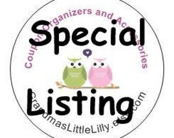 Special Listing For Cassandra