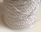 Sterling Silver .925 - 1.07mm Rope Chain sold by the foot - 10 foot lot