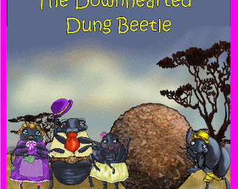Delbert the Downhearted Dung Beetle