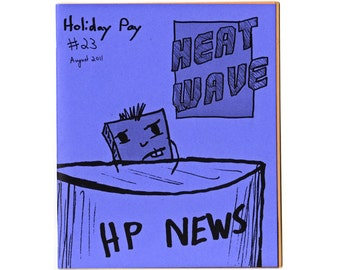 Holiday Pay 23 - zine