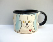 Small Dog and Squirrel Mug, Proceeds To Be Donated To Pulse Victims GoFundMe Page