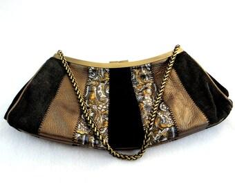 Talbots Handbag from 1970s. Sample Design Purse