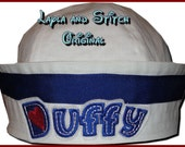 Duffy Sailor Hat Private Listing