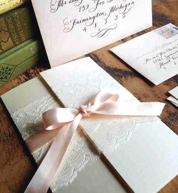 wedding invitation gatefold love no. 3 pemberly, Wedding invitations