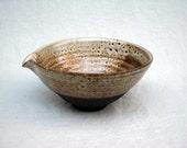 Brown Katakuchi Bowl