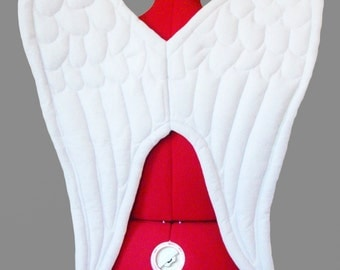 White Angel Wings, Two sizes, Duarable