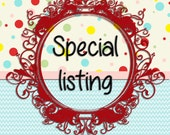Special Listing for meagan7