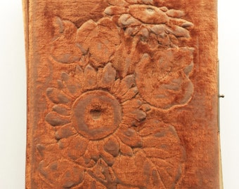 Victorian Velvet Photo Album 1800's