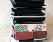 Vintage 6 1/4 Floppy Disk - Black