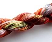 Acorn Squash Hand Dyed Perle Cotton Size 5