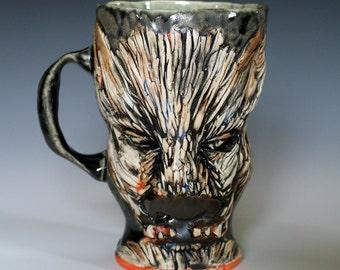 Wolf Boy Mug 18