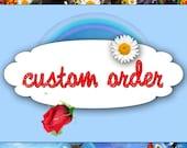 Custom order for debmeric