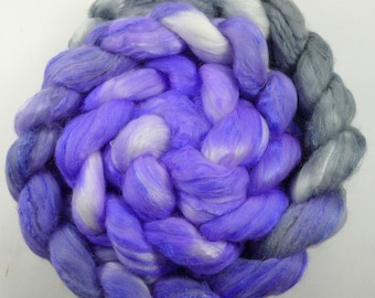 70/30 Merino Silk  Roving 4oz OOK #5