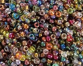 11/0 TOHO Watercolor Mix Lumi 10-grams Luster Glass Seed Beads