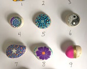 Pick any 3 Rock Magnets