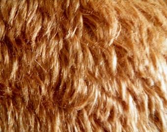 Schulte Mohair Wavy Medium Brown KM16