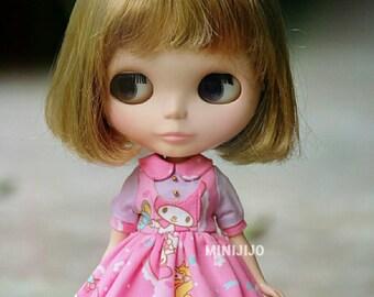 Neo Blythe Pinkish My Melody set