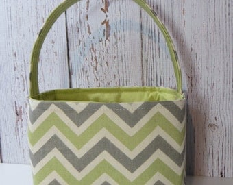 Easter basket, storage bin, candy basket